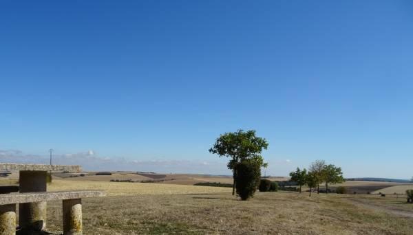 Septembre sec,sec sec en Forterre