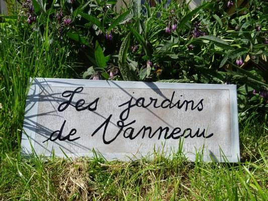 les jardins de Vanneau